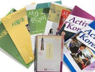 Korean study books for basic Korean learning